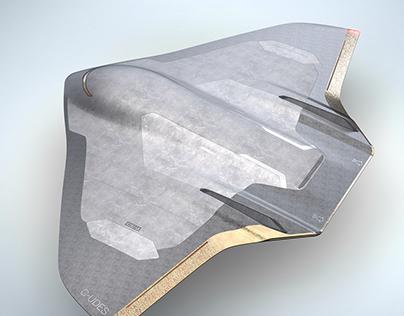 Paradoxal / Hypersonic Aircraft