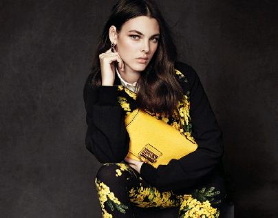 Dolce&Gabbana for Harayer Magazine