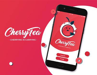 CherryTea app