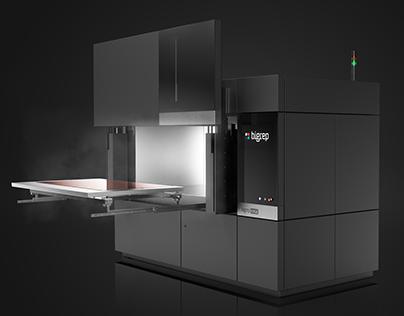 BigRep 3D Printer EDGE
