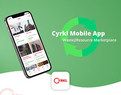 Cyrkl App - Waste2Resource marketplace