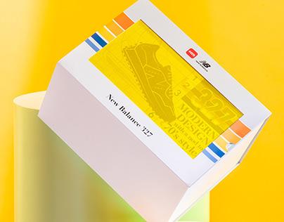 小红书 X NewBalance 327 礼盒