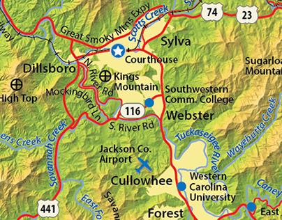 Tourism Maps