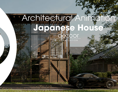Architectural Animation | Japanese House