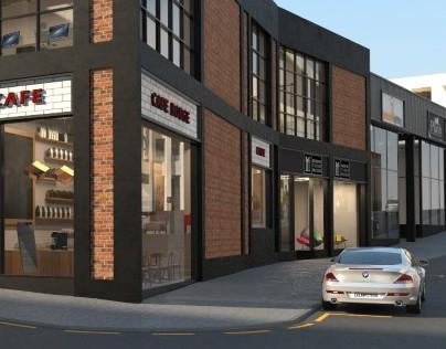 2016 - St GEORGES BAY - Architectural Refurbishment