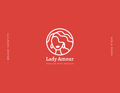 Lady amour - Rebrand