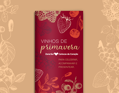 Spring Wines Catalog | Zona Sul
