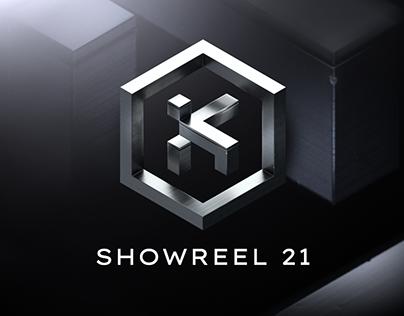 SHOWREEL '21