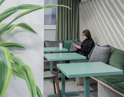 IT office. Minsk. 2700 м2