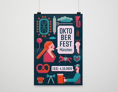 Oktoberfest - Poster Design