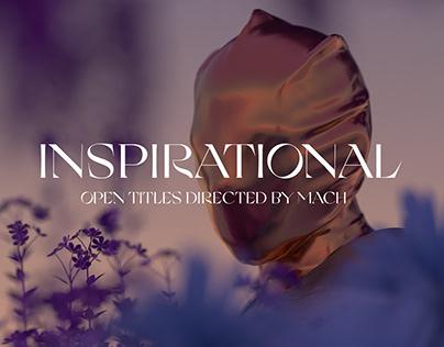 INSPIRATIONAL 2020