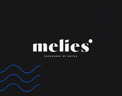 Faculdade Melies - Identidade Visual