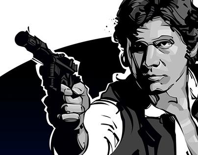 Solo Leia Luke