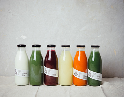 The Hive Wellbeing_juices