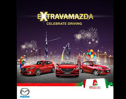 Mazda shopping festival