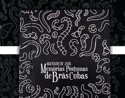 Projeto Design Editorial   Memórias Póstumas