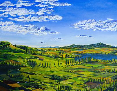 Paisaje // Landscape #101