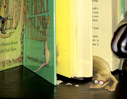 The Book Mouse