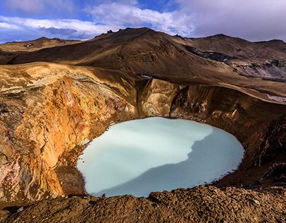Vatnajökull NP - Iceland
