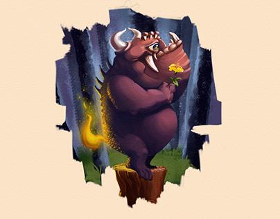 Monster Fart