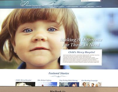 Peterson Foundation Site