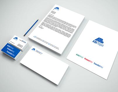 ABI Tape Brand Identity