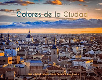 Colores, Commercial dossier. Maquetación