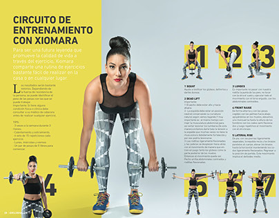 IMFL Magazine | Design + Retouching