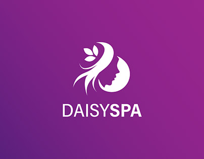 Daisy SpaLogo Design for Beauty ParlorBusiness