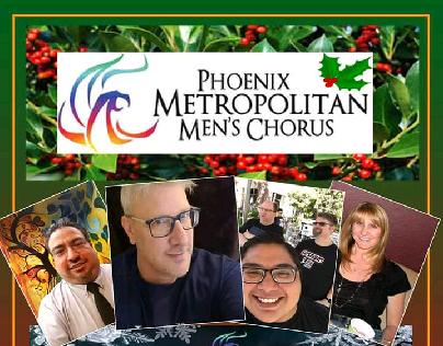 Phoenix Mens Choir Poster