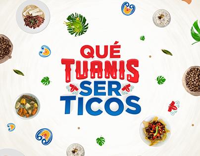 Qué Tuanis ser Ticos