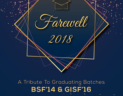 Farewell | Poster