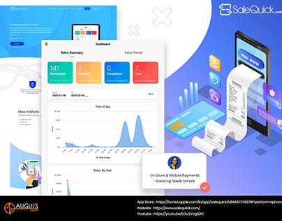 SaleQuick: Online Payment Gateway