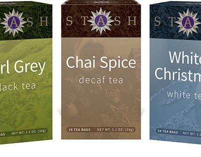 Stash Tea Box Series