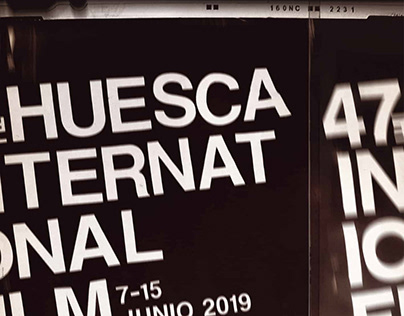 47th HUESCA INTERNATIONAL FILM FESTIVAL
