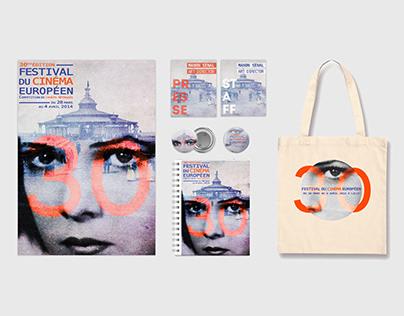 2014 European Film Festival - Branding