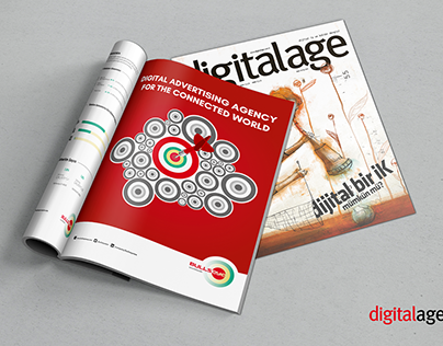Bullseye Worldwide Magazine Ads