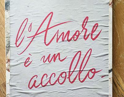 l'Amore è un accollo - book cover