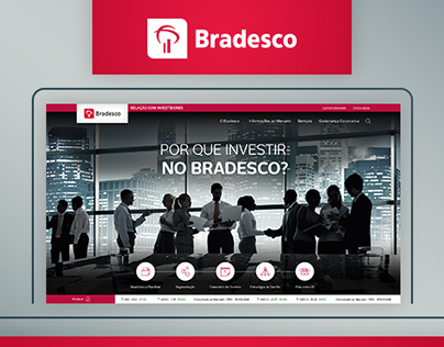 Bradesco Redesign Site RI