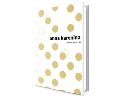 Tolstoy Book Cover Redesign