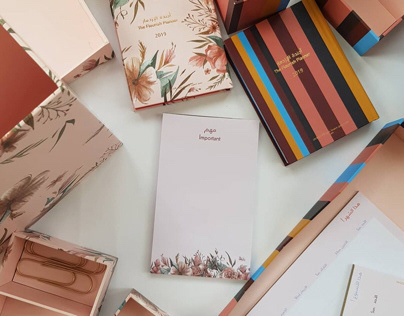 Zkhrfat | Stationery collection 2018 - 2019