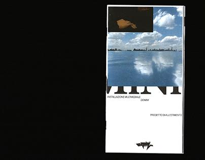DOMINI: Editorial project for a multimedia installation