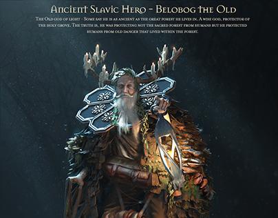 Artstation Challenge - Ancient Civilizations