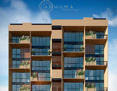 Torre Arhuma / Desarrollo Vertical
