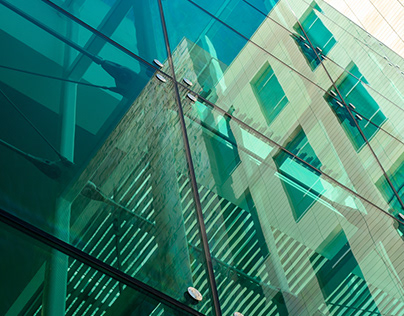 M Cohen and Sons Rampart Glass Walls