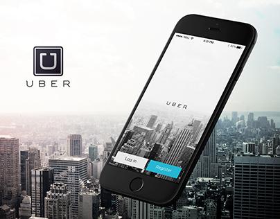 Design for Uber Service