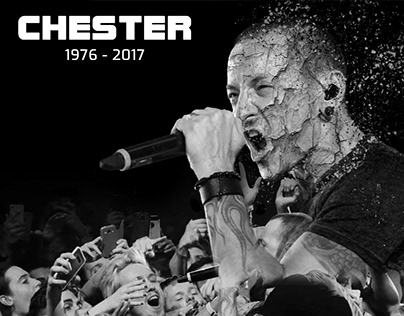 WALLPAPER - CHESTER RIP
