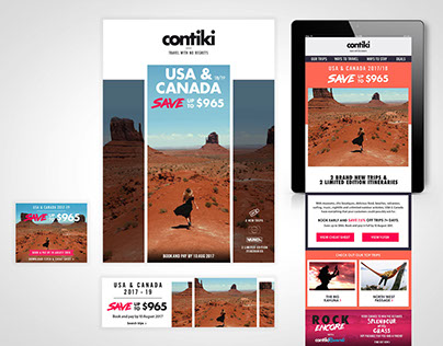 CONTIKI / 2017 Trade Collateral Refresh