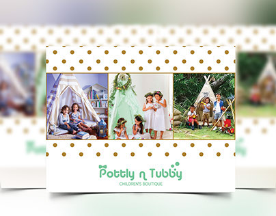 MARKETING COLLATERAL FOR POTTLY N TUBBY