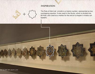 Museum Of Islamic Art   Branding